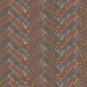 abbeystone 20x5x7 gesmoord bruin
