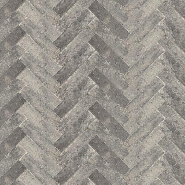 Abbeystone 20x5x7 grigio