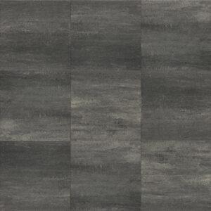 60plus soft comfort 80x80x6 zwart/grijs