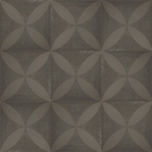 Optimum decora 60x60x4 graphite rose