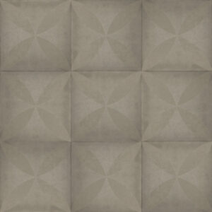 Optimum decora 60x60x4 silver rose