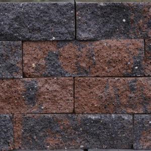 catrock 31x11.5x10 bruin/zwart