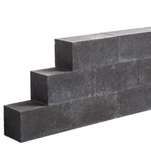 allure block linea 15x15x60 black
