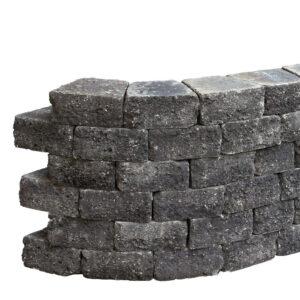 pilestone 23/17x21.5x10 coal