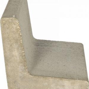 l-element 40x40x40 grijs