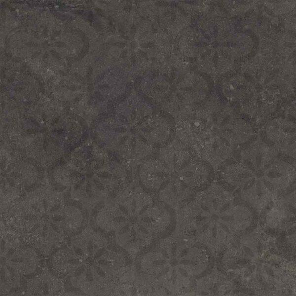 Ceramaxx 90x90x3 frescato dekor carbore