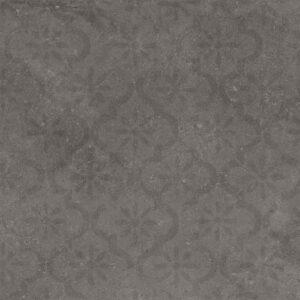 Ceramaxx 90x90x3 frescato dekor grigio