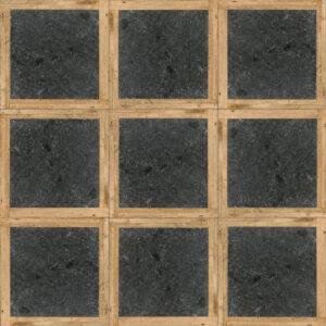 Noviton 60x60x4 woodstone
