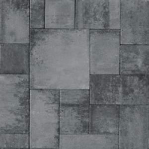 Straksteen-Wildverband-5cm-grijs-zwart