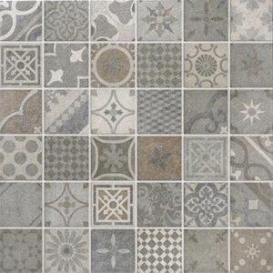 mosaic fresco