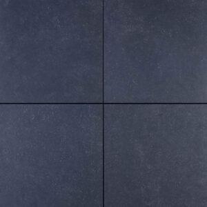 Geoceramica 120x60x4 impasto negro
