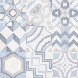 Geoceramica décor 60x60x4 porto azzuro