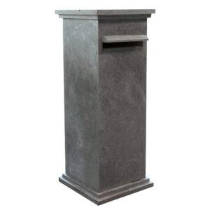 Hardsteen-ll-Brievenbus-kolom