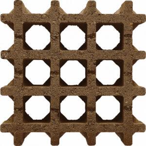 aquadraintegel-30x30x8-bruin